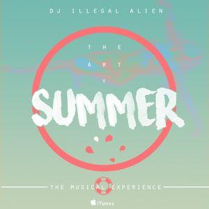 DJ ILLEGAL ALIEN - THE ART OF SUMMER