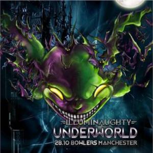 THE GOBLIN @The Castle - IllumiNaughty Underworld Indoor Halloween Festival 2017