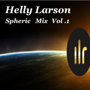Helly Larson / Spheric Mix Vol. 1