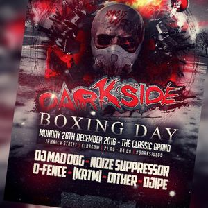 Motormouth Podcast 042 - DY-NASTY - Darkside Boxing Day Mix #2