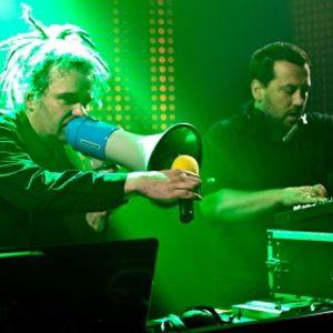 Joint Venture Sound System feat. VJ Majonez live Czworka 12-03-2012
