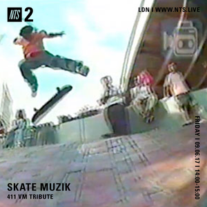 Skate Muzik - 9th June 2017