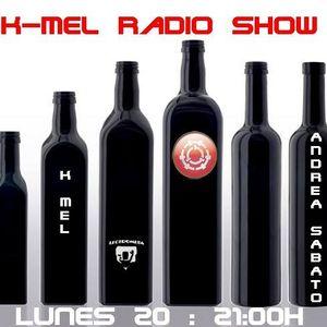 THE K-MEL SHOW / EPISODE 140 @ CUEBASE-FM (Germany) Dj Andrea Sabato (Italy) 20.01.14