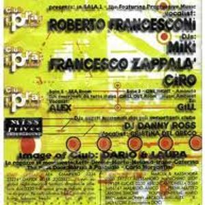 club IMPERIALE 1996 dj Francesco Zappala' voce Francesconi