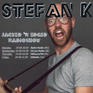 Stefan K pres Jacked 'N Edged Radioshow - ep 79 - week 21