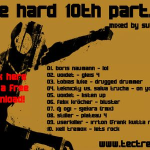 the hard 10th vol.7 by sub.ego