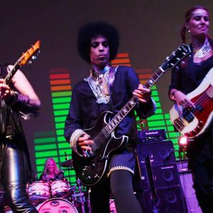 Grumpy old men - Prince & 3RDEYE GIRL- Dance rally 4PEACE ( live from Paisley park- may 2, 2015)