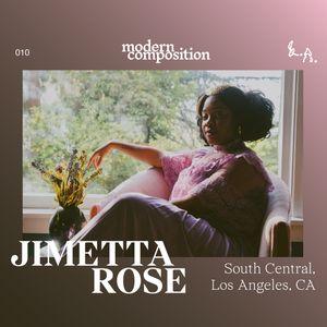 Modern Composition L.A. featuring Jimetta Rose