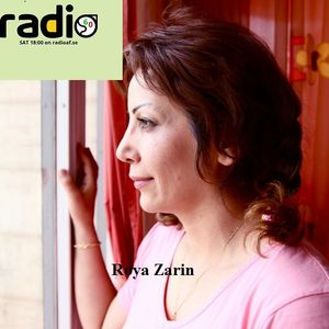 Hot Mic with Roya Zarin ,an Iranian poem in Sweden .Sport without Champion and Competition!