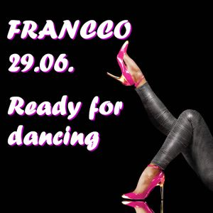 Francco Ready for dancing