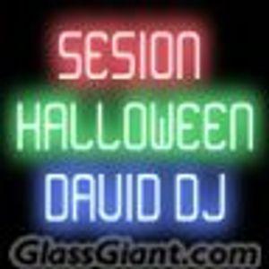 ESPECIAL SESION HALLOWEEN BY DAVID DJ
