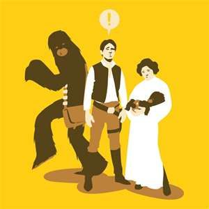 may the 4th be with you....always