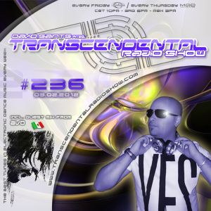 David Saints pres. Transcendental Radio Show #236 (03/02/2012)