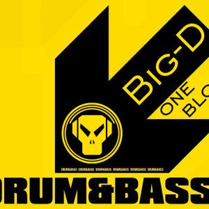 Drum And Bass Session [Big-D - One Blood Vol.1]