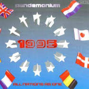 Micky Finn Pandemonium Mr B,s NYE 1994/95