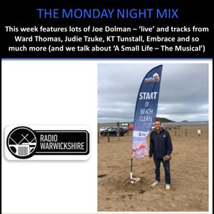 Monday Night Mix Show 26 for Radio Warwickshire