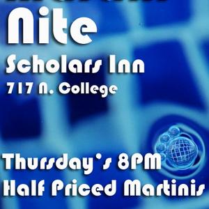 "Scholars ""Old School"" Live DJ Mix"