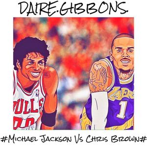 daire gibbons michael jackson vs chris brown by daire gibbons