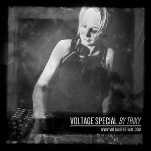Trixy - Voltage Festival Mix