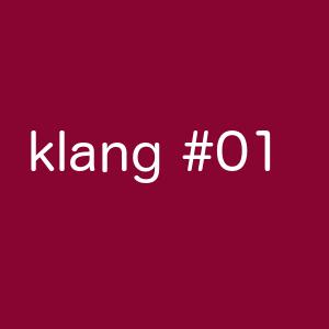 klang#01