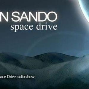 Juan Sando Pres Deep Soul Duo - Space Drive 004 @ Golden Wings