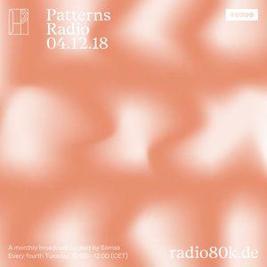 Patterns Radio Nr. 10 w/ Samsa