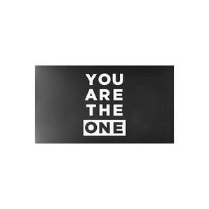 """""""You Are The... ONE"""""""