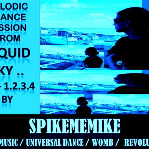 melodic trance mission from liquid sky - vol 3 - live from kodaikanal - Spikememike