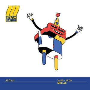 MEC-AC on STEAM Radio 22.05.21
