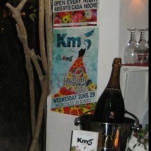Xavier Fux Live @ KM5 Ibiza