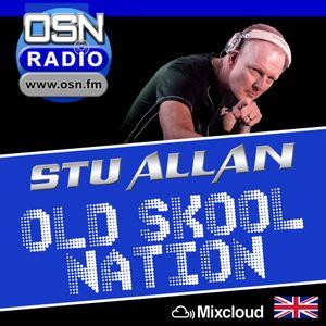 (#369) STU ALLAN ~ OLD SKOOL NATION - 6/9/19 - OSN RADIO