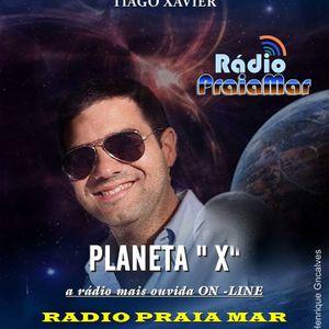 PLANETA X Emissão 17-01-2017 Radio Praia Mar