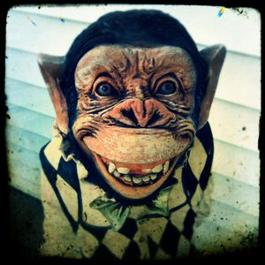 Parfy - Do the Monkey!