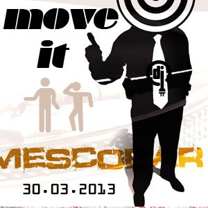 Move It! mixed by Marcel Escobar