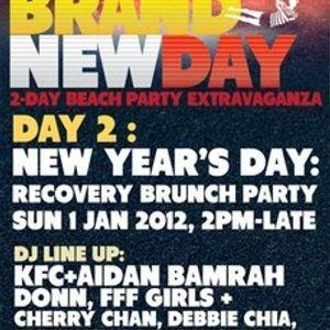 Tanjong Beach Club Mixset (Jan 2012)