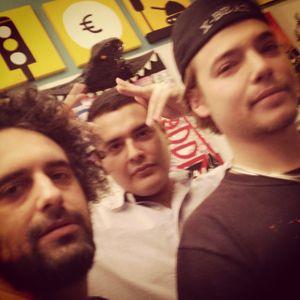 TANA DELLE TIGRI RADIO EPISODE 001 - DJ FUNKPREZ & BRAD BEAT + KOKI