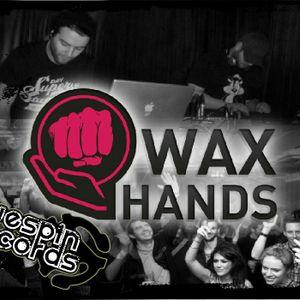 Wax Hands live @ Electro Nonsense 06/05/12