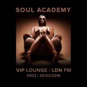 VIP Lounge 003 - 25 March 2016