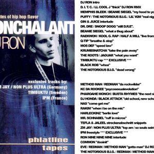 DJ Ron - Ronchalant (PHT024) (1999)