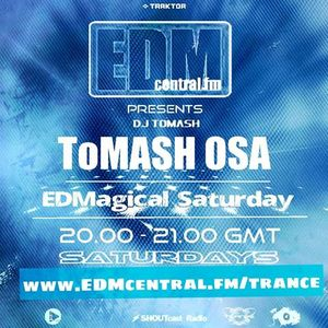 ToMash OSA - ToMash OSA - EDMagical Saturday Nr.24 - 07.12.2013 www.edmcentral.fm - WEEKLY