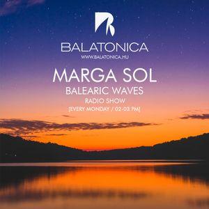 Balearic Waves with Marga Sol - Unimaginable [Balatonica Radio]