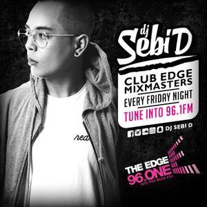 Dj Sebi D The Edge mix Vol 1