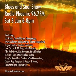 Blues and Soul Show - 3 January 2015
