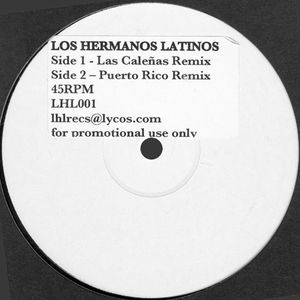 Los Hermanos Latinos - White Labels