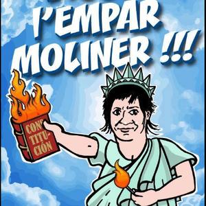 Suport a Empar Moliner.