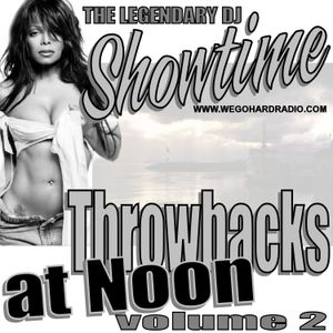 The Throwbacks at Noon Vol 2