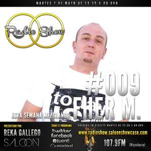 Saloon Radio Show #009 con Fher M.