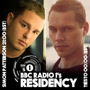 Simon Patterson - BBC Radio1 Residency - 22.05.2014