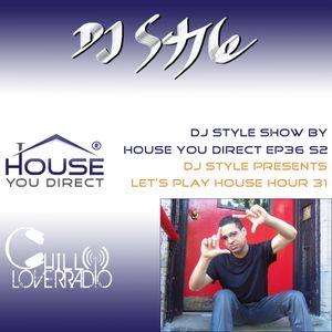 DJ Style Show Ep 36 S2