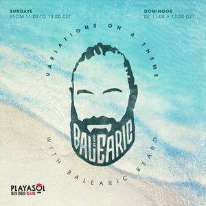 15.11.20 VARIATIONS ON A THEME - BALEARIC BEARD